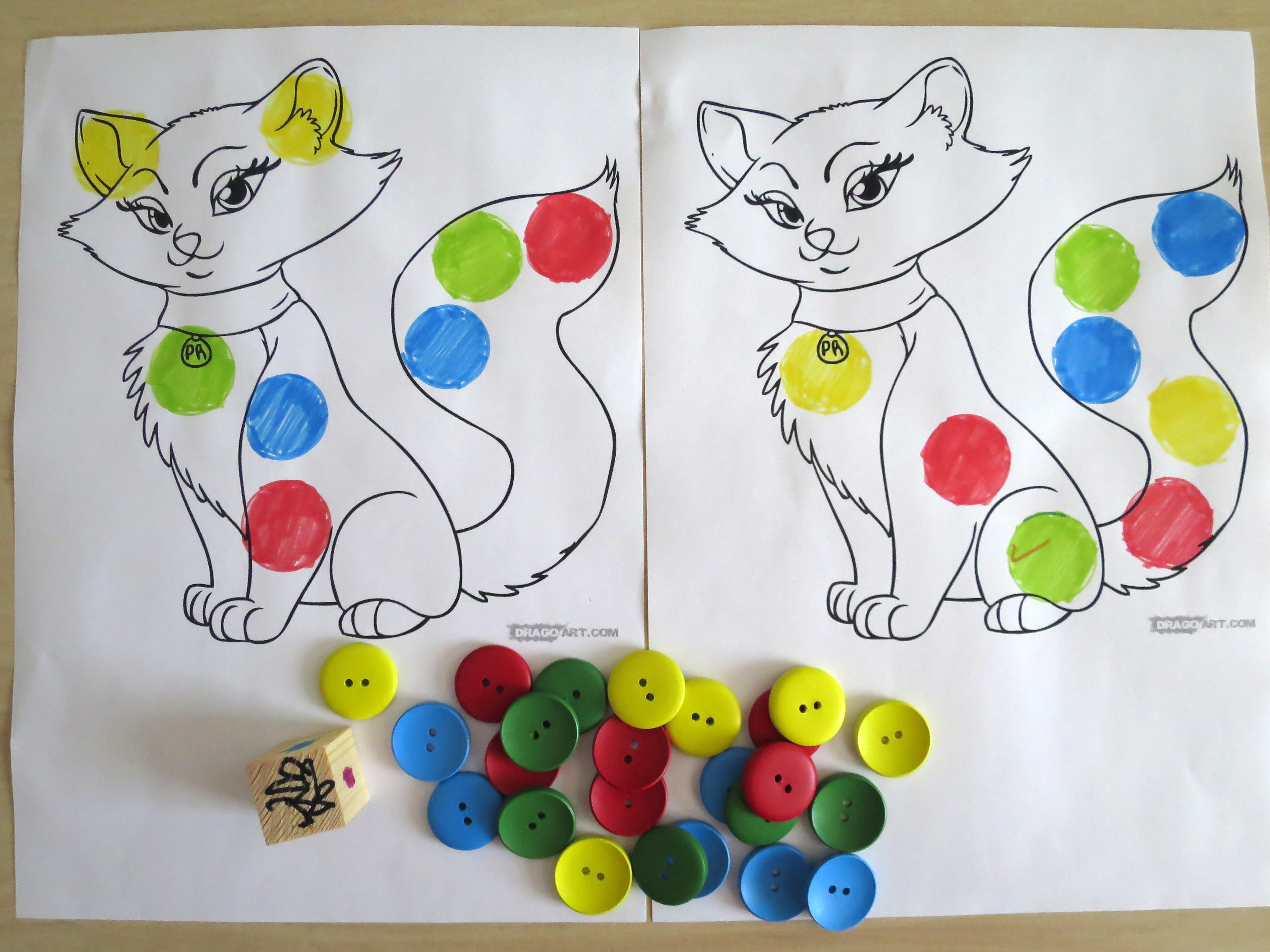 Hra na farby