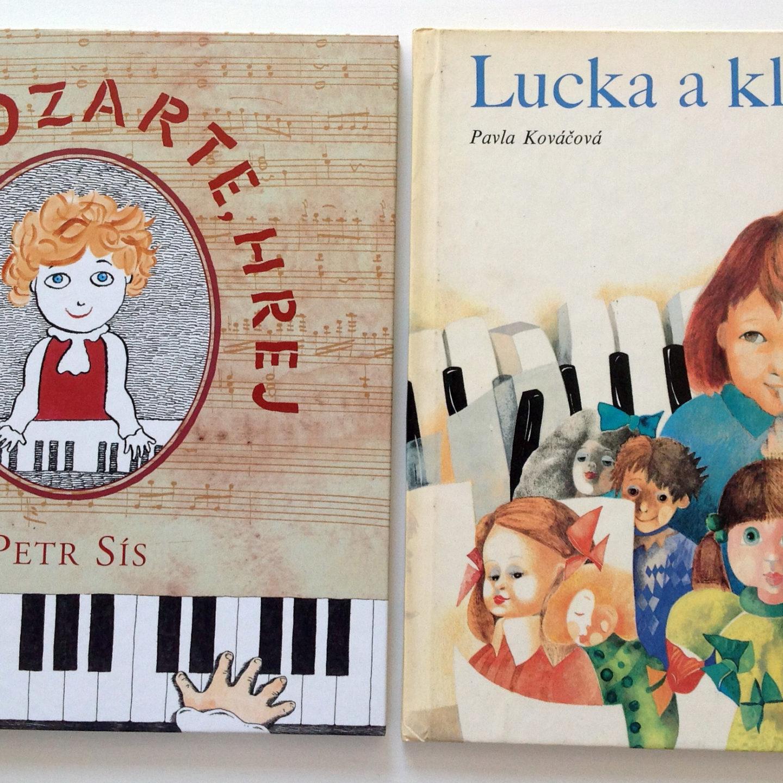 Knižky pre malých klavíristov