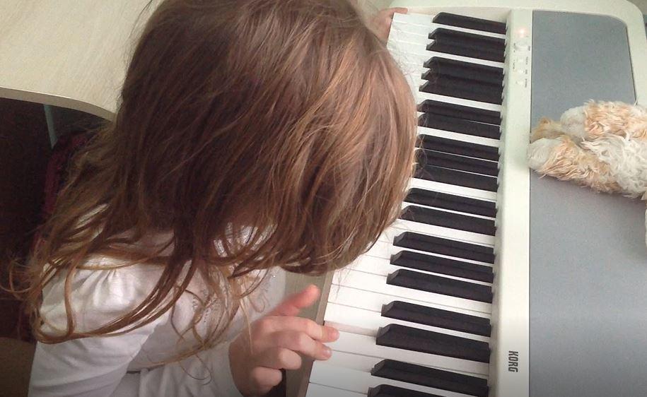 Prvý polrok v ZUŠ, Vyberáme digitálne piano