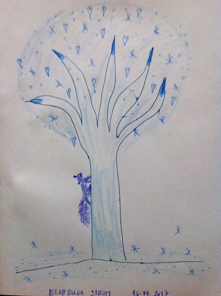 Stromy 2017 - Elzaruka strom