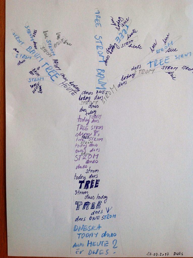 Stromy 2017 - Dnešný strom - kam pôjdeme na výlet?