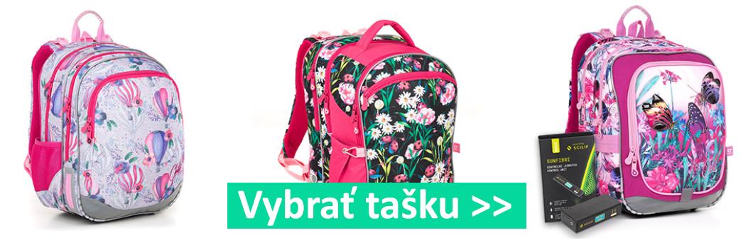 Školské tašky pre prvákov, školská taška pre prváka, školská táška pre prváčku