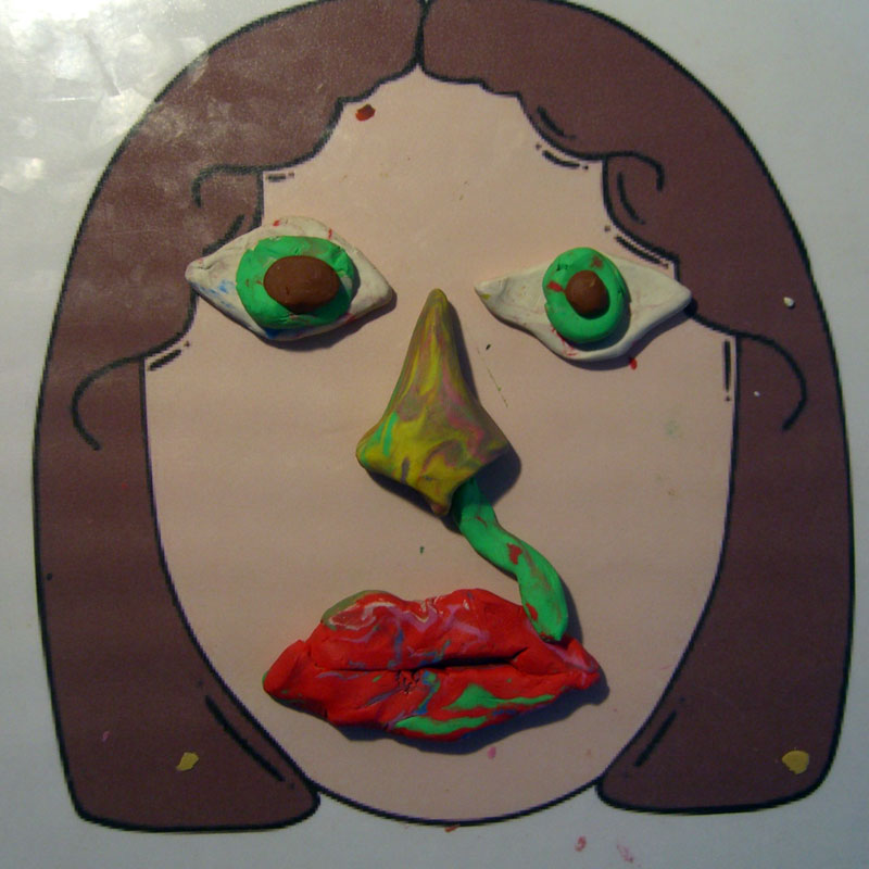 Hry s plastelinou, montessori aktivity, smrkanie u deti