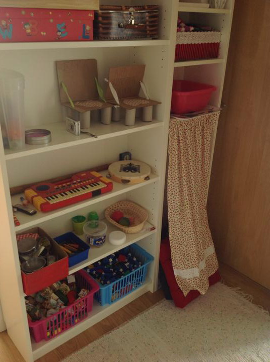 Montessori pripravene prostredie