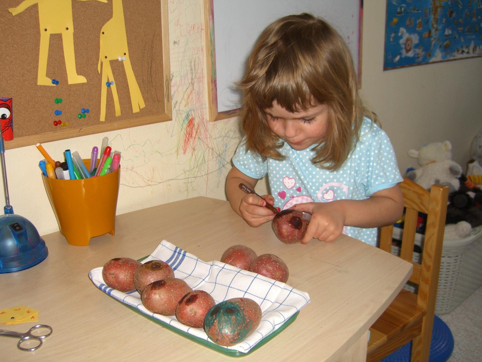 Výtvarné aktivity pre deti