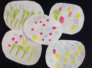 Počítanie, kreslenie - aktivity pre deti