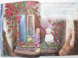 Snehová kráľovná - Hans Christian Andersen