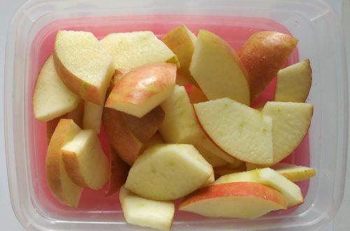 desiata pre prváka, desiata pre druháka, desiata do školy, ovocná desiata